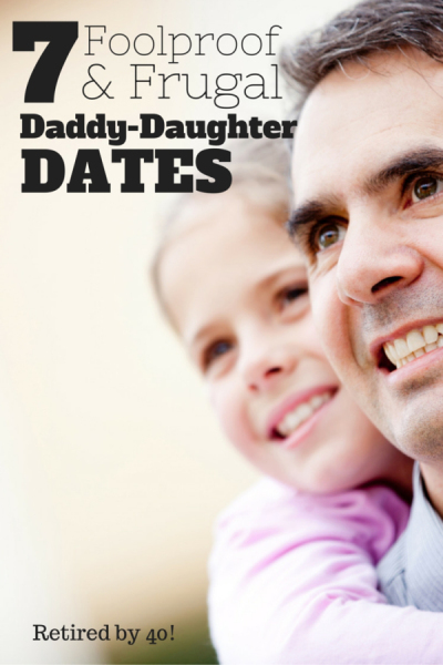 7 Foolproof & Frugal Daddy Daughter Dates