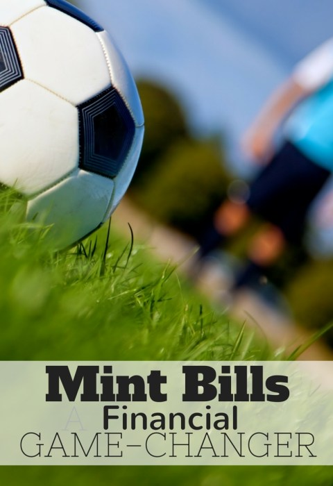 Mint Bills Just Became a Game-Changer
