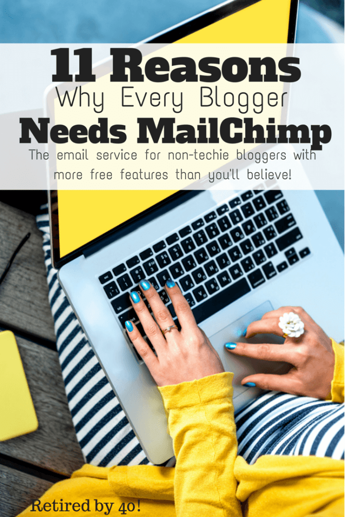 MailChimp is for non-techie bloggers like me who need fast, affordable solutions to manage their email list!  Learn More!