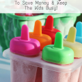 Summer is here, and that means it's time to DIY some summer popsicles to keep the kids busy and save money!
