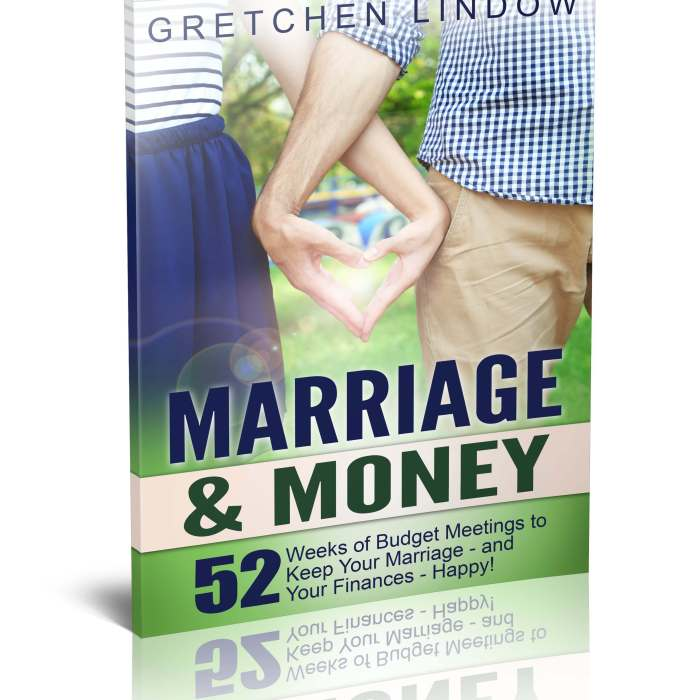 New Free Book Download: Marriage & Money