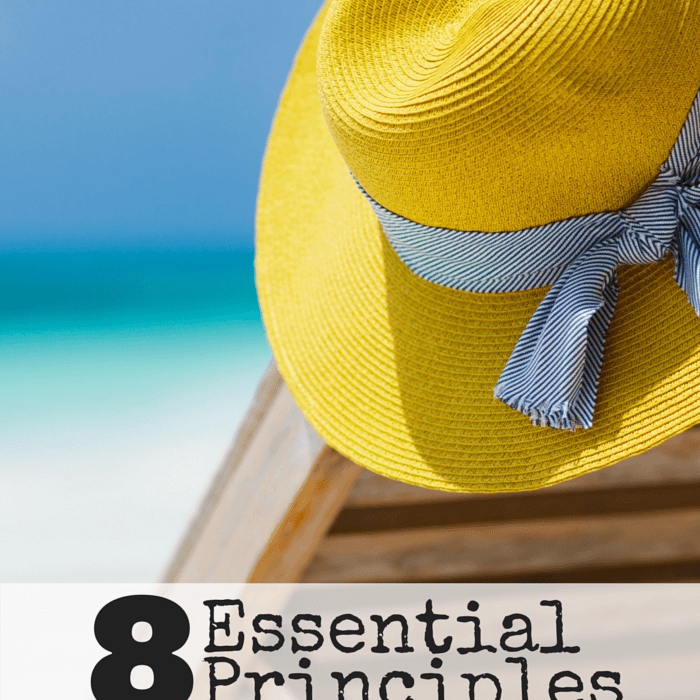 8 Essential Principles for Saving For Retirement