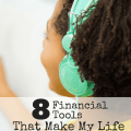 I'm finding ways to be more efficient with our meals, with my business, and of course, with our finances. With that in mind, today I wanted to share with you the financial tools that we use to manage our finances.