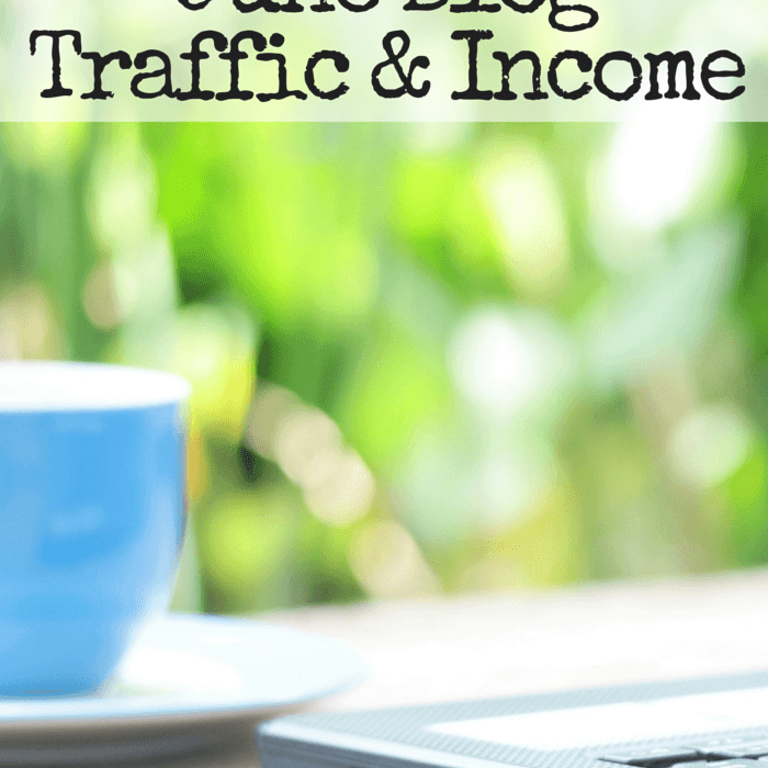June Blog Traffic & Income Report