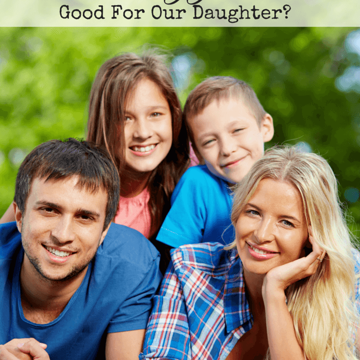 Is Our Debt Payoff Struggle Good For Our Daughter {Your Answers}