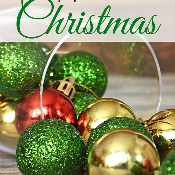 Save Money For Christmas – Free Email Course!