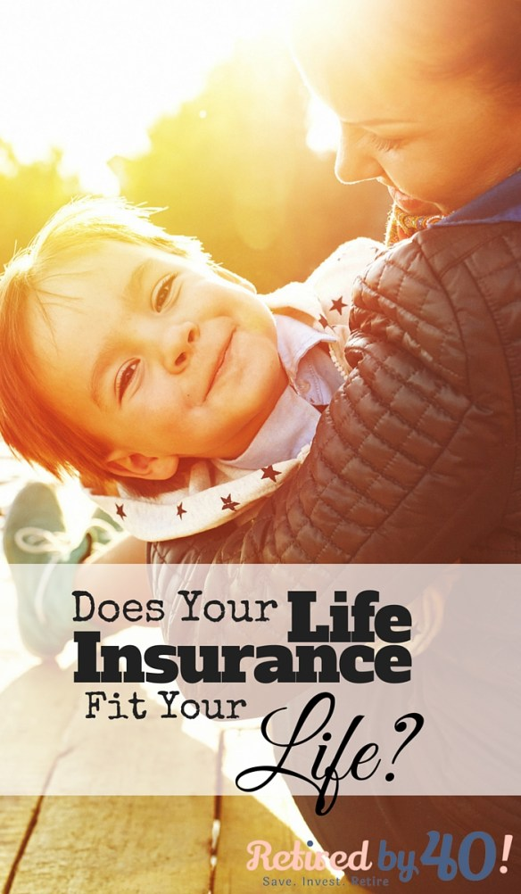 Life insurance is not a fixed product that you can buy once and forget about it. Instead, remind yourself to review your policy once per year and make sure that the amount still fits the needs of your changing life, and your expanding family. Life insurance is designed to ease a burden, and used right, it can do just that.