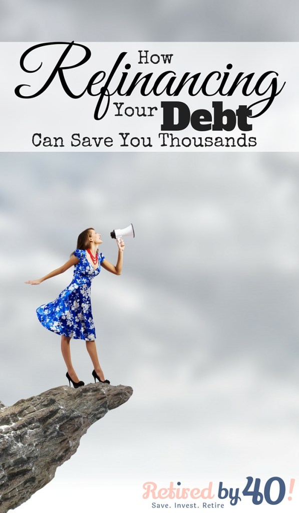 Refinancing your debt can save you thousands, and now, with EVEN Financial, you can refinance with more efficiency and less hassle.