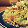 This Applebees Knock Off Salad will knock your socks off with its tangy, zesty, filling flavor!