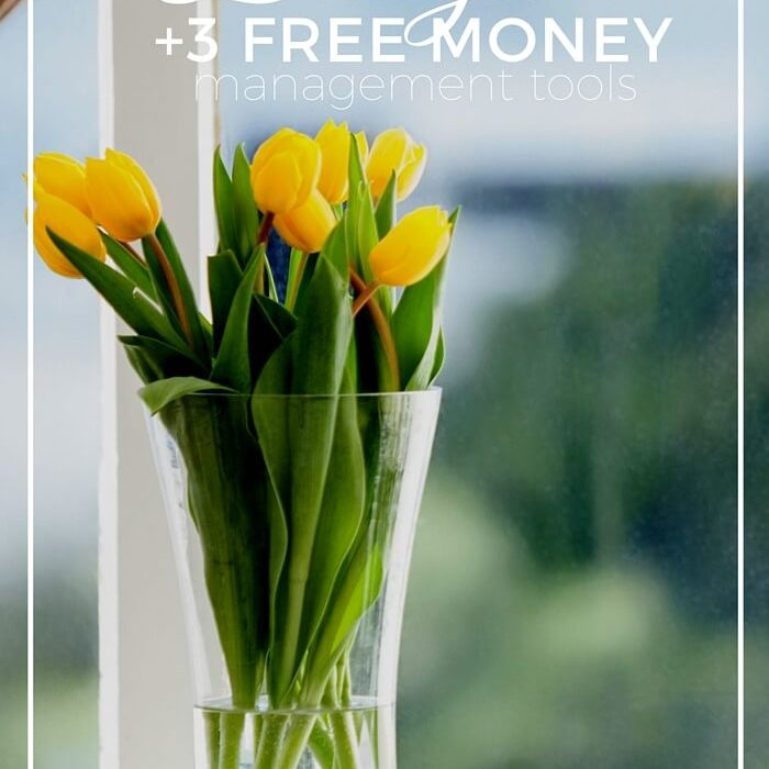 New Year, New Budget + 3 Free Money Management Tools