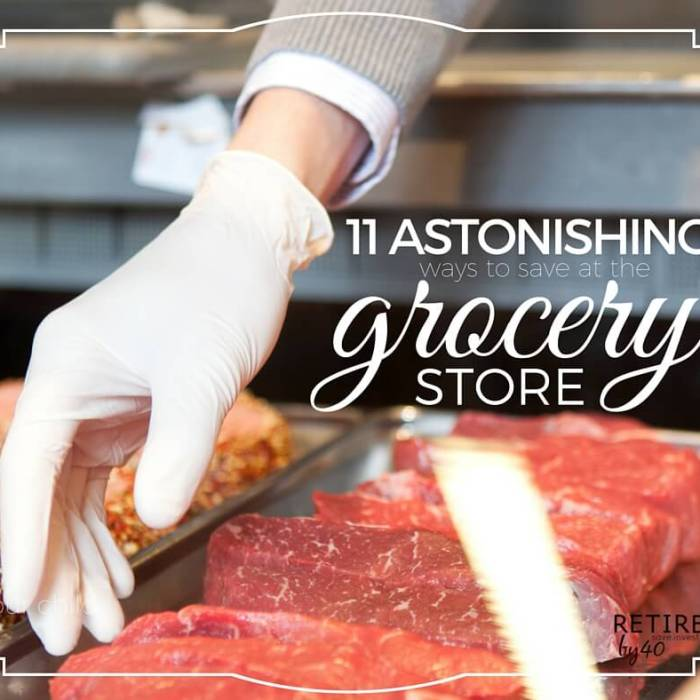 11 Astonishing Ways To Save At The Grocery Store