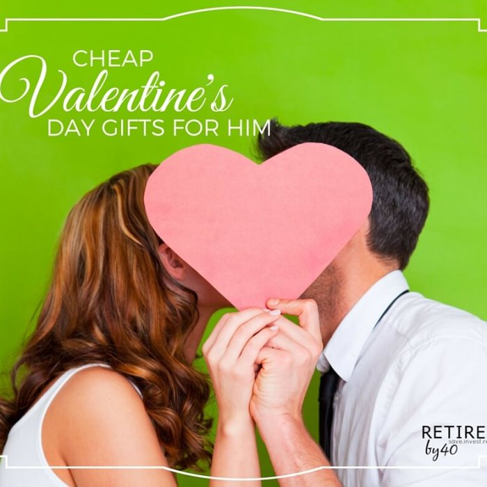 Cheap Valentine's Day Gifts For Him