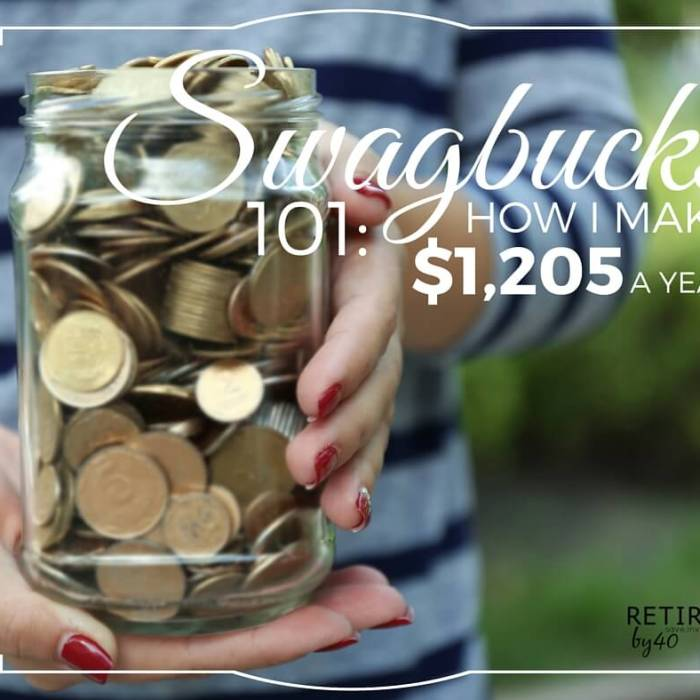 Swagbucks 101: How I Make $1,205 A Year With Swagbucks