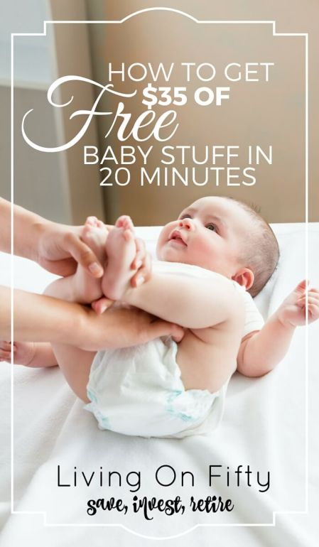 How To Get $35 In Free Baby Stuff In 20 Minutes (2)