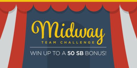 Join The Midway Team Challenge!