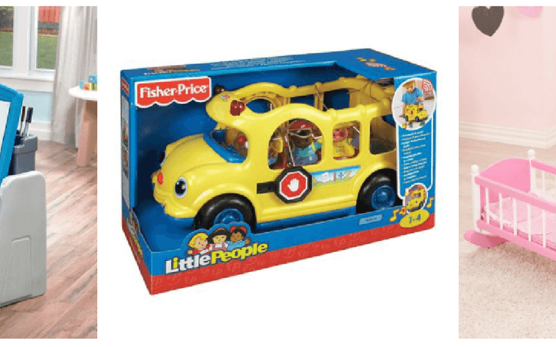 Kohl's Christmas Deals: Fisher-Price Little People, Doll Furniture & More!