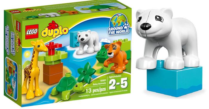 New TopCashBack Memebers: Free LEGO Duplo Set