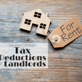 We recently became landlords at the age of 26, and while it's going well, we're discovering something: there are tons of tax deductions for landlords!