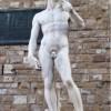 David in the Piazza delia Signoria