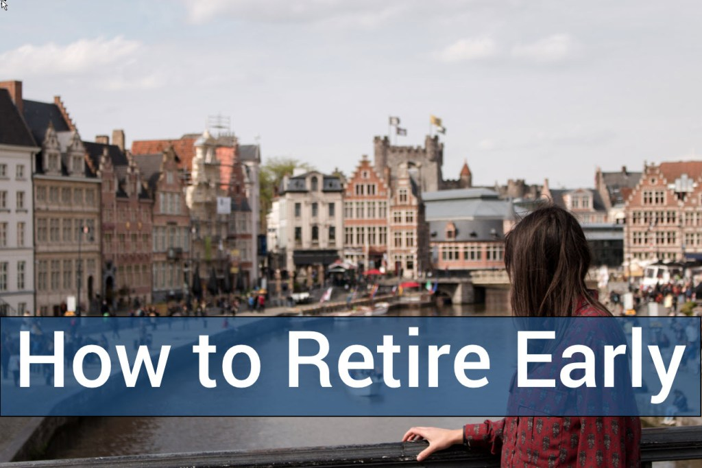 Retire Early - You Don't Need to be Rich
