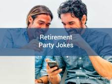 Retirement Party Jokes