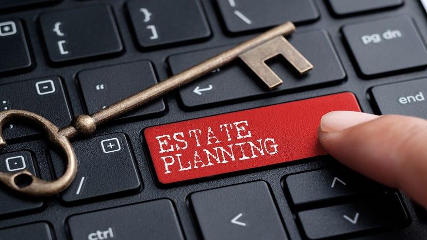 Estate Tax Return 709