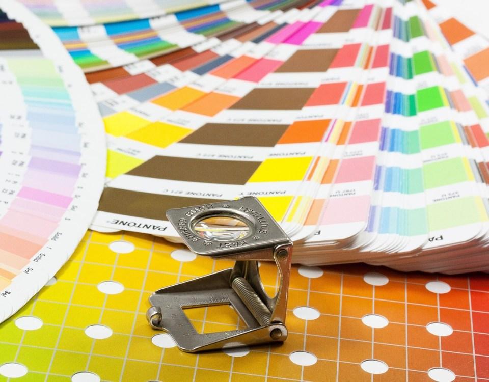 Modos de color en la impresión digital