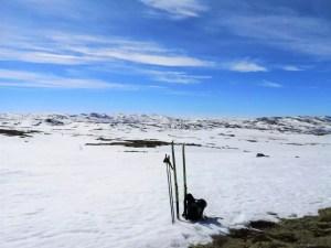 Wintererlebnis am Rande der Hardangervidda