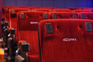 4D Movies ~ Is the extra D worth it?