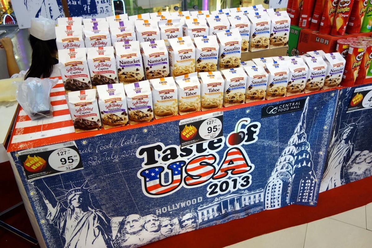 Taste Of Usa In Bangkok Fair Assessment Retreatours