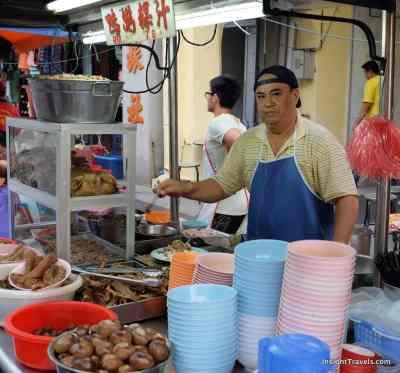 Koay Chiap chef at Kimberley Street