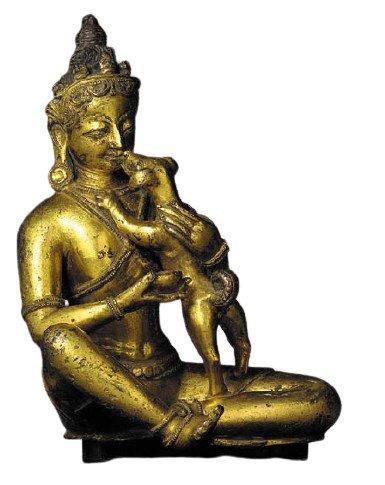 Kukkuripa was a Nepali Buddhist that was the ultimate dog lover
