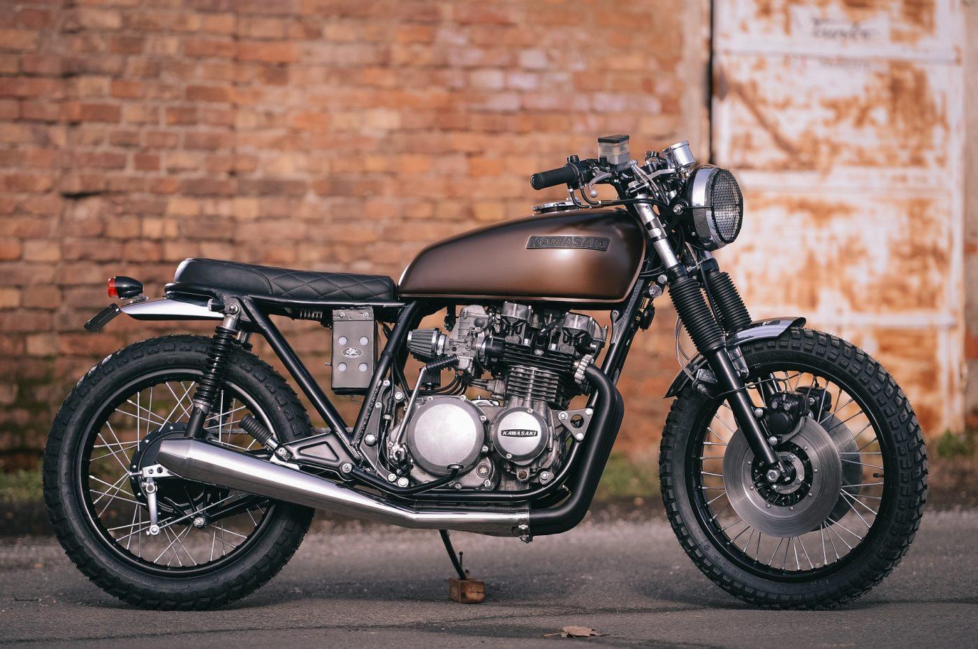Kawasaki Z650 Heritage Retro Bikes Croatia