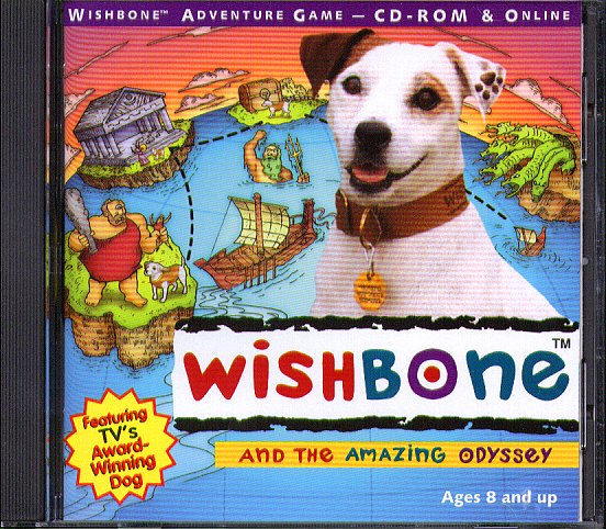 Image result for wishbone and the amazing odyssey