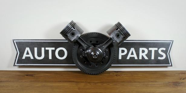 Enseigne-Auto-Parts