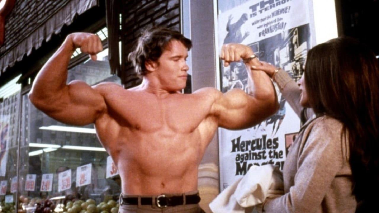 Hercules in New York (1970)