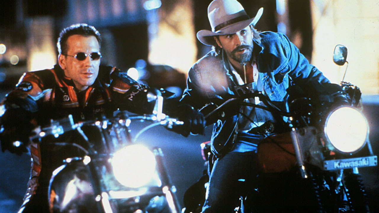 Harley Davidson & The Marlboro Man (1991)