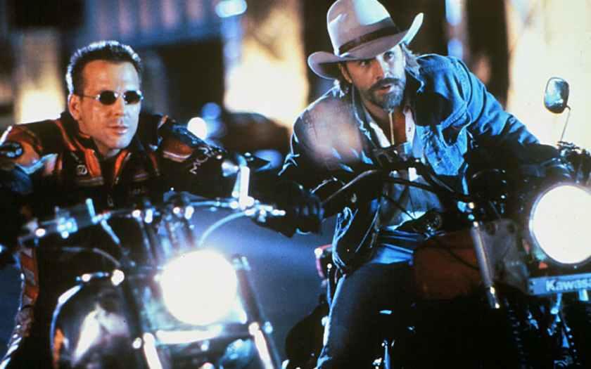Harley Davidson & The Marlboro Man (1991)