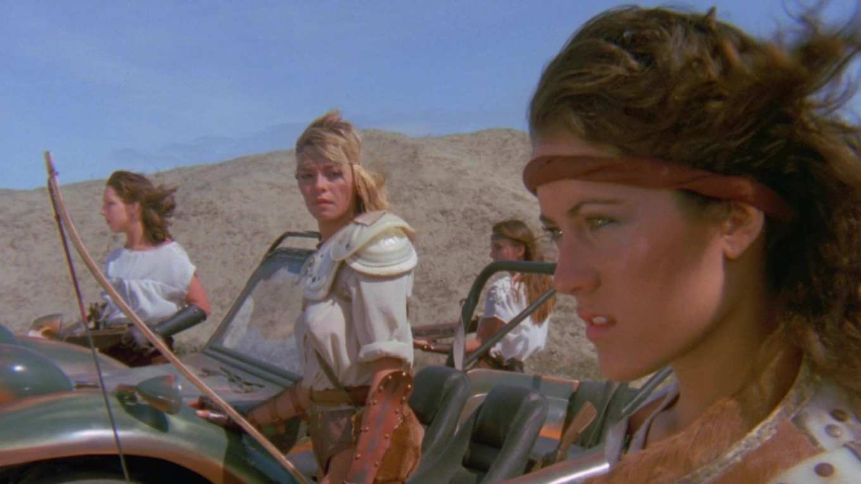 Kritik: Stryker (1983)