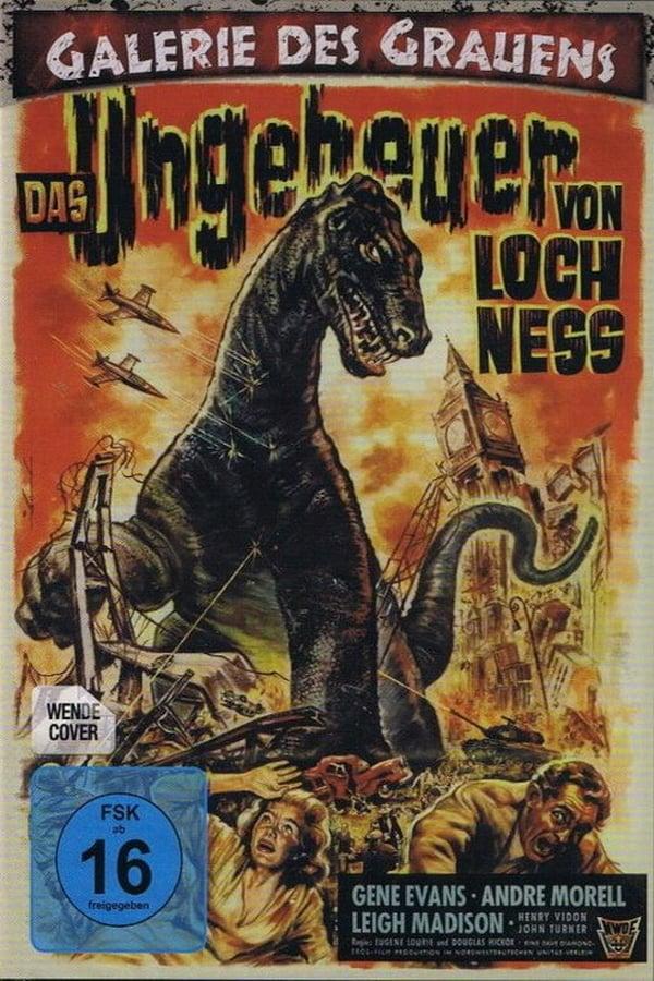 Das Ungeheuer von Loch Ness (1959)
