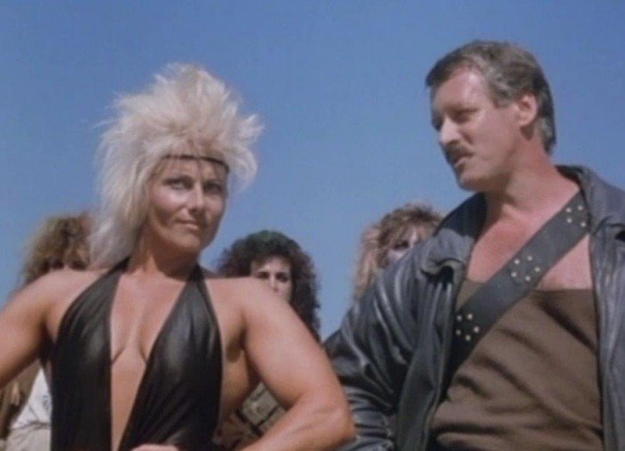 Kritik: Interzone (1987)
