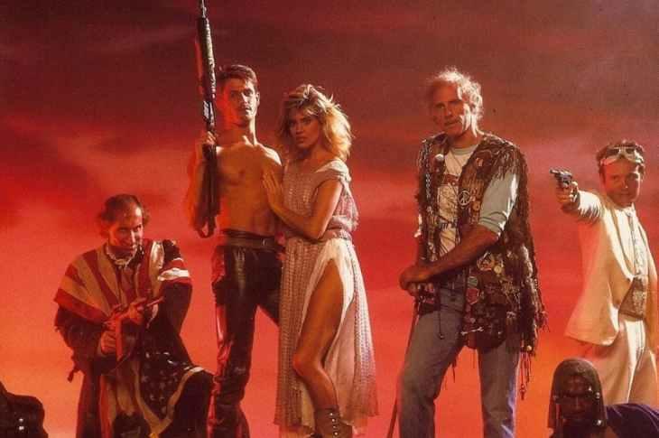 Lost World – Die letzte Kolonie (1987)