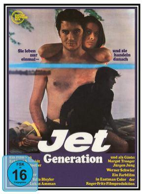 Jet Generation - Cover A - Limitiert auf 500 Stück - Edition Deutsche Vita # 13