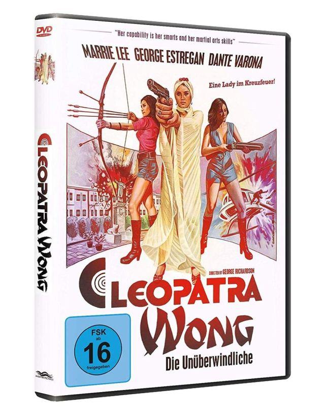 Cleopatra Wong - Die Unüberwindliche (1978)