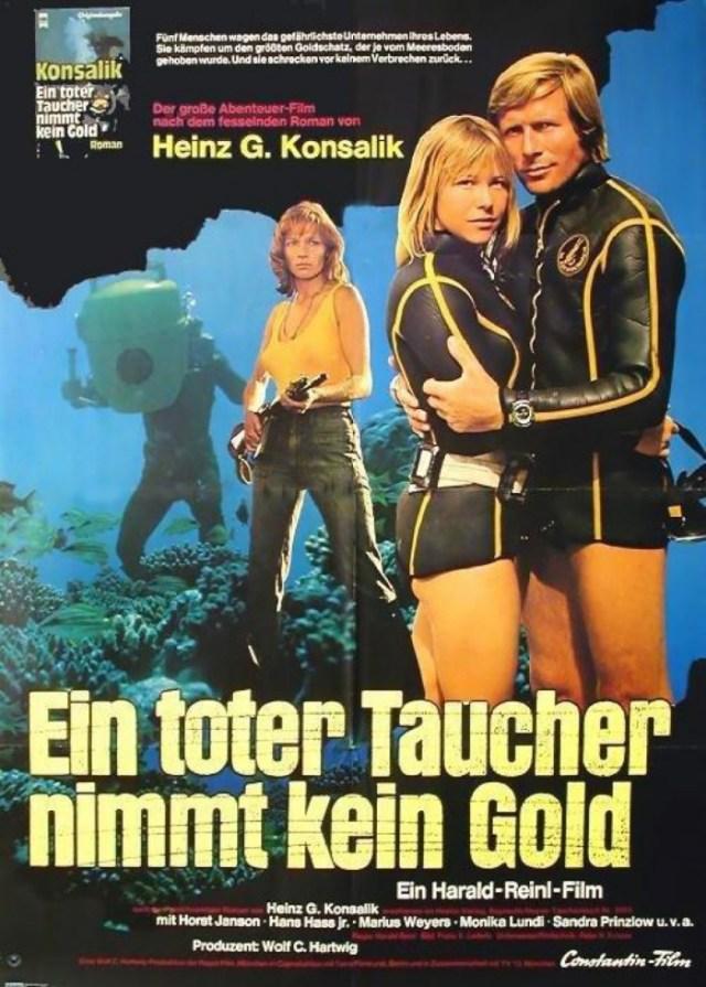 Ein toter Taucher nimmt kein Gold (1974)