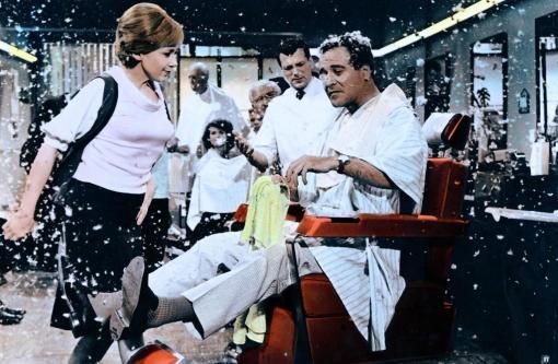 Ein Ehebett zur Probe (1963)