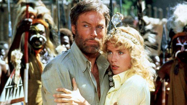 Quatermain - Auf der Suche nach dem Schatz der Könige (1985)