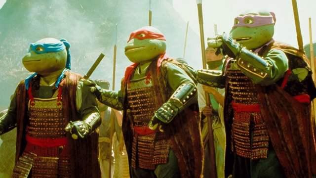 Turtles III (1993)