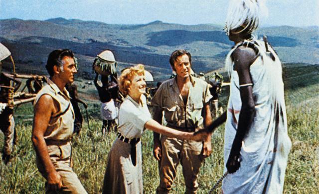 König Salomons Diamanten (1950)