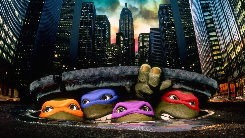 Heute gibt es Pizza - Die Turtles Film-Reihe im Überblick